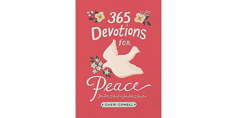 Cheri Cowell 365 Devotions For Peace