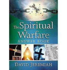 DAVID JEREMIAH Spiritual Warfare Answer Book