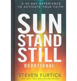 STEVEN FURTICK Sun Stand Still Devotional