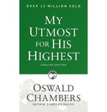 OSWALD CHAMBERS My Utmost For His Highest