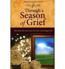 Bill Dunn Through A Season Of Grief