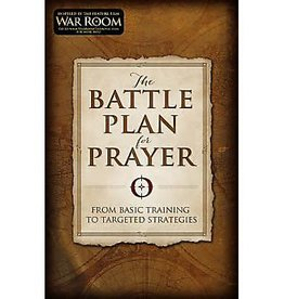 STEPHEN KENDRICK Battle Plan For Prayer