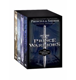 PRISCILLA SHIRER The Prince Warriors: Deluxe Box Set
