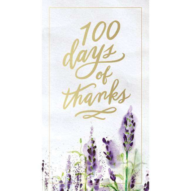 100 Days Of Thanks
