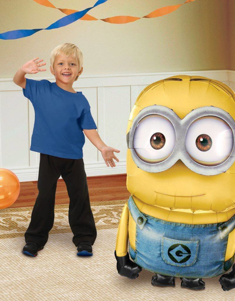 Minion Airwalker(Despicable Me)