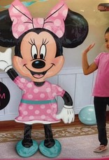Minnie Pink Polka Dot Airwalker