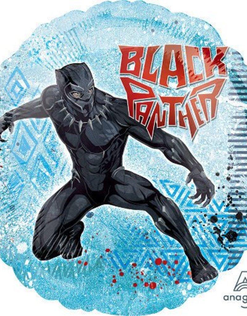 "17-18"" Black Panther Foil Balloon"