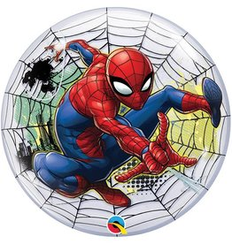 Spiderman Web Bubble Balloon