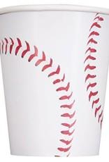 9oz Baseball Cups