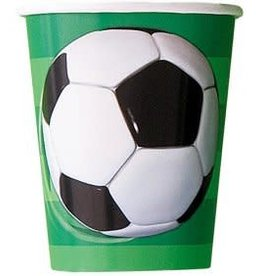 9oz Soccer Cups