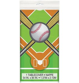 Baseball Table cover