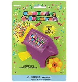 6 Rounds Confetti Shooter