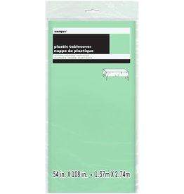 Rectangular Mint Tablecover