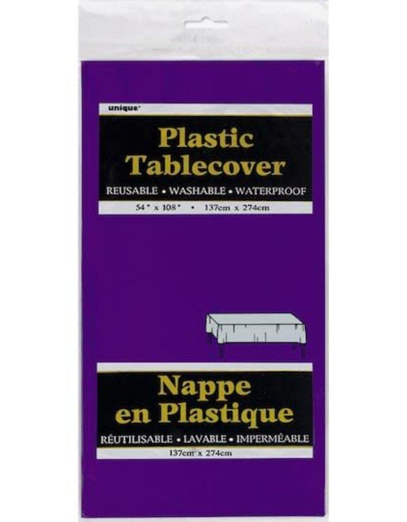 Rectangular Deep Purple Tablecover