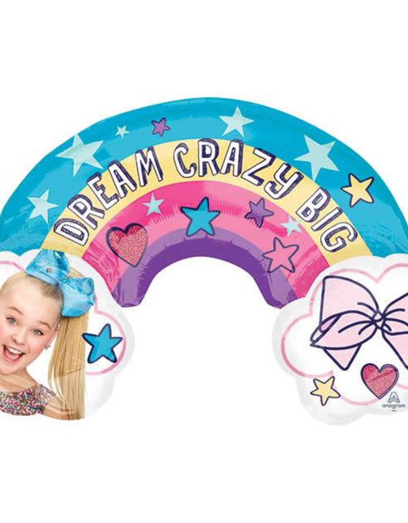 Large Jojo Siwa Foil Balloon
