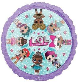 """18"""" Lol Surprise Foil Balloon"""