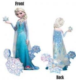 Nikki's Balloons Elsa Frozen Lifesize Balloon