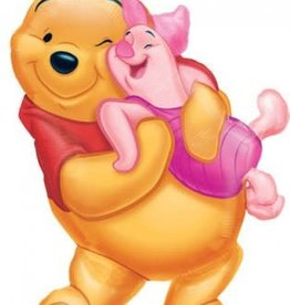 "32"" Supershape Pooh Balloon"