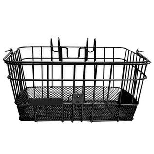 Evo E-Cargo Lift Off DLX front basket - Black