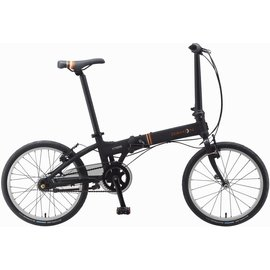 Dahon Vitesse i7 - Coffee w/pump