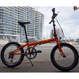 Dahon Speed D8 Sport - Tangerine