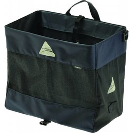 Axiom Axiom Hunter DLX Shopping Pannier: Gray/Black