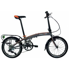Dahon QIX D8 - Gray/Orange