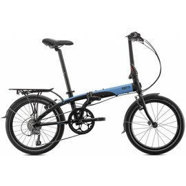 Tern Link D8 -  Black/Blue/Grey