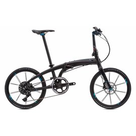 Tern Tern Verge X11 - Matte Black / Bright Blue