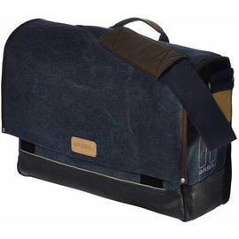 Basil Urban Fold Messenger Bag - Deep Denim Blue