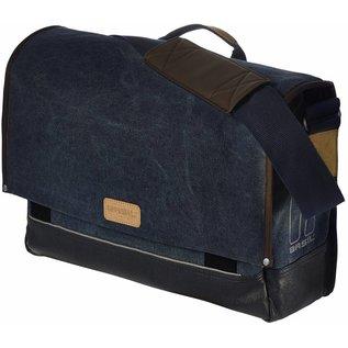 Basil Basil Urban Fold Messenger Bag - Deep Denim Blue