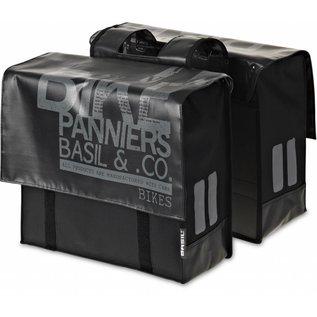 Basil Basil Transport Double Bag - Black