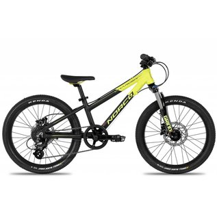 Norco Charger 2.1 - Black/Yellow/Red