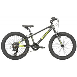 Haro Flightline 20 Plus - Charcoal/Yellow