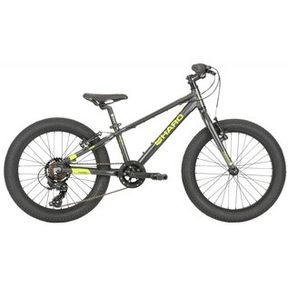 Haro Fline 20 Plus - Charcoal/Yellow