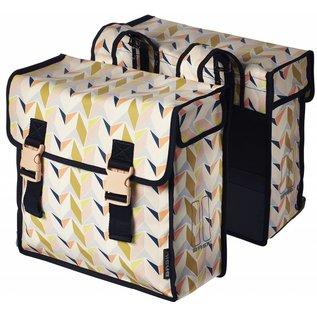 Basil Basil Triangle Double bag - Multicolor