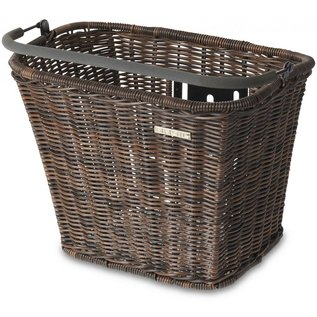 Basil Basimply li Front Basket - Nature Brown