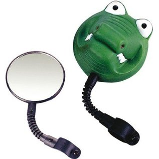 Evo Funny Wheels Mirror - Alligator