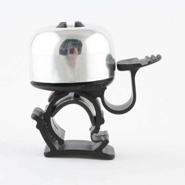 Zefal Quick Mini Bell - Silver