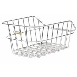 Basil Cento Alu, Rear basket, Aluminium