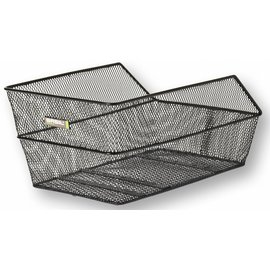 Basil Cento, Rear basket, Black