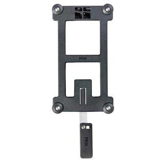 Basil Basil MIK Adapter Plate, Black