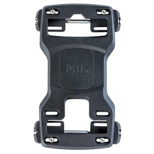 Basil MIK Carrier Plate, Luggage carrier plate, Black