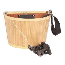 Evo E-Cargo Bamboo QR Front basket