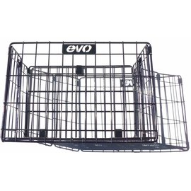 Voyager E-Cargo Folding Rear Basket