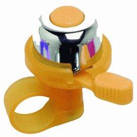 Mirrycle Incredibell Brass Duet Bell - Orange