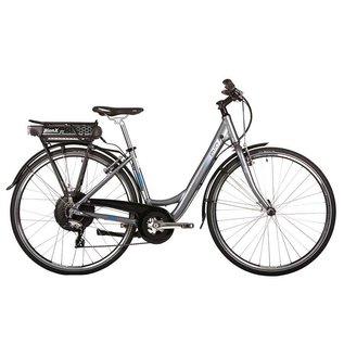 Evo EVO Breezeway 3.0 - BionX powered e-bike - Grey/Blue