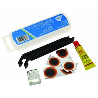 49N DLX Tire Repair Kit w/Levers