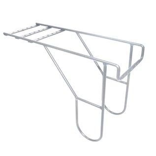 Basil Basil Carrier Xtender Rear Rack Extension - Silver
