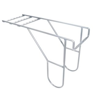 Basil Carrier Xtender Rear Rack Extension - Silver